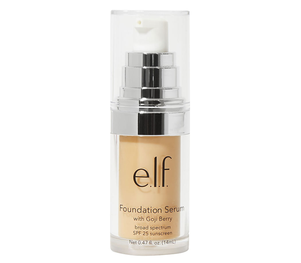 Base Serum Beautifully Bare Spf25 Light med