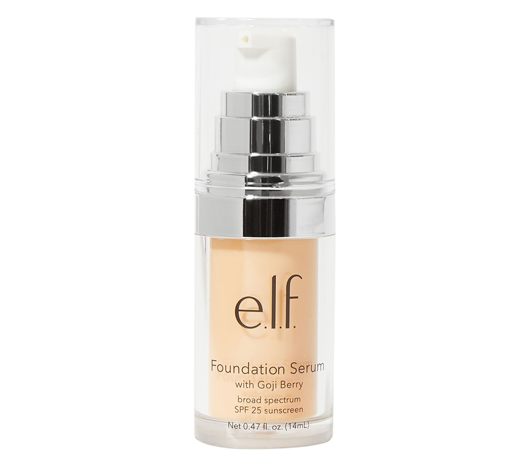 Base Serum Beautifully Bare Spf25 Fair Light
