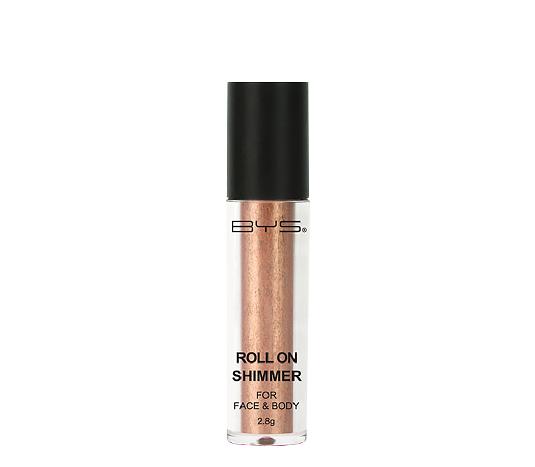 Sombras Roll on Shimmer Face Body Antique Bronze
