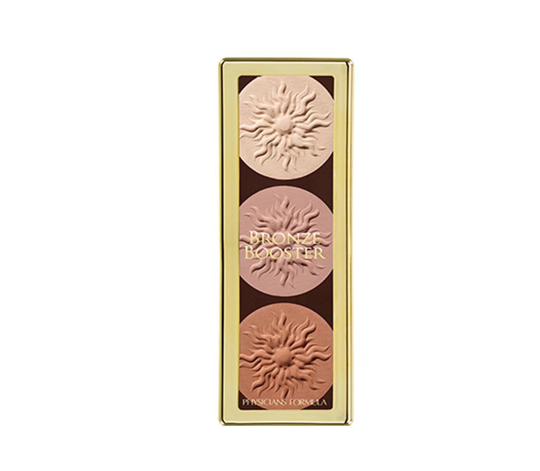 Bronzer Booster Strobe and Contour Palette Matte Sculpting