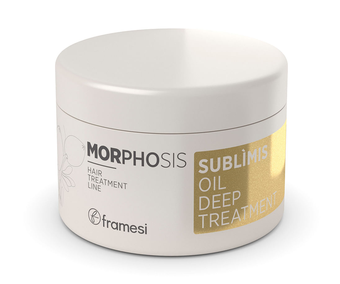 Tratamiento Sublimis oil Deep