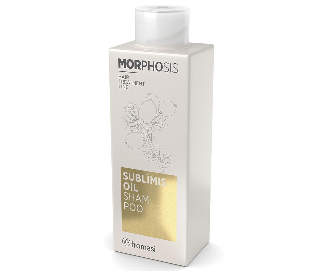Shampoo Sublimis oil