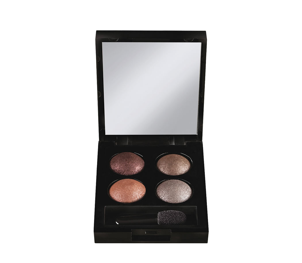 Sombras Trousse Eyeshadow Cotti Terra 844