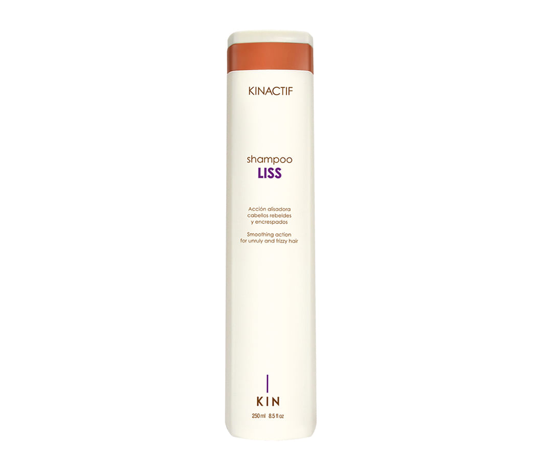 Shampoo Kinactif Liss 250 ml