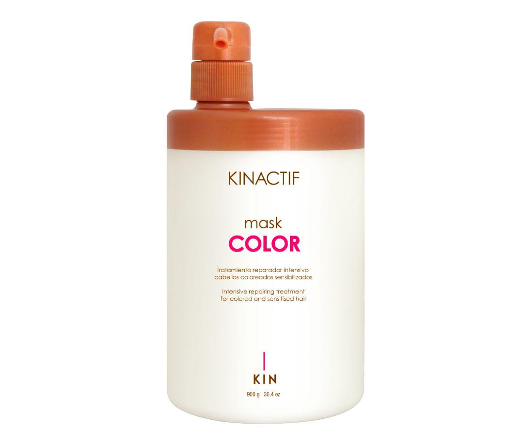 Tratamiento Kinactif Mask Reparador Color 900 ml