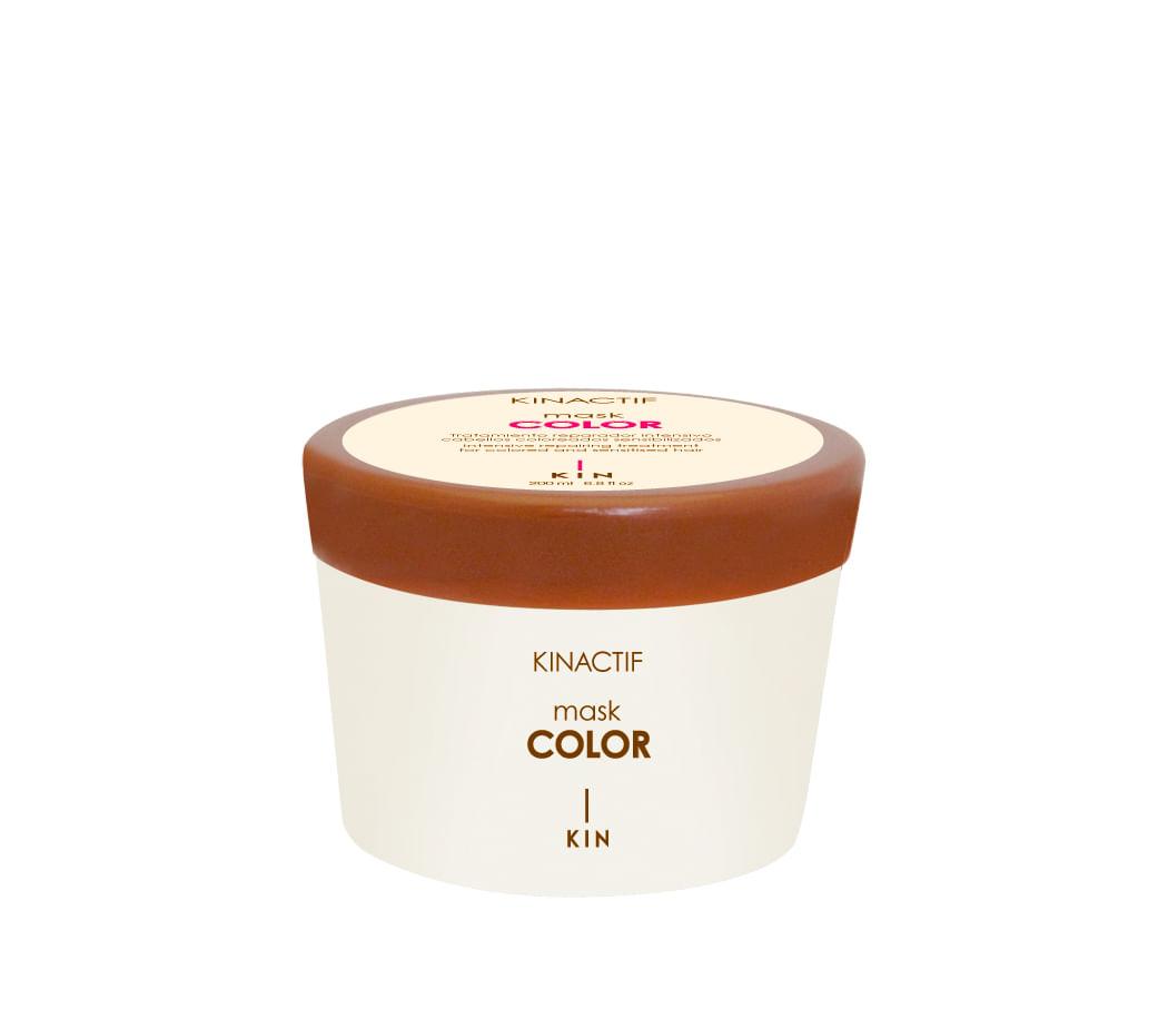 Tratamiento Kinactif Mask Reparador Color 200 ml