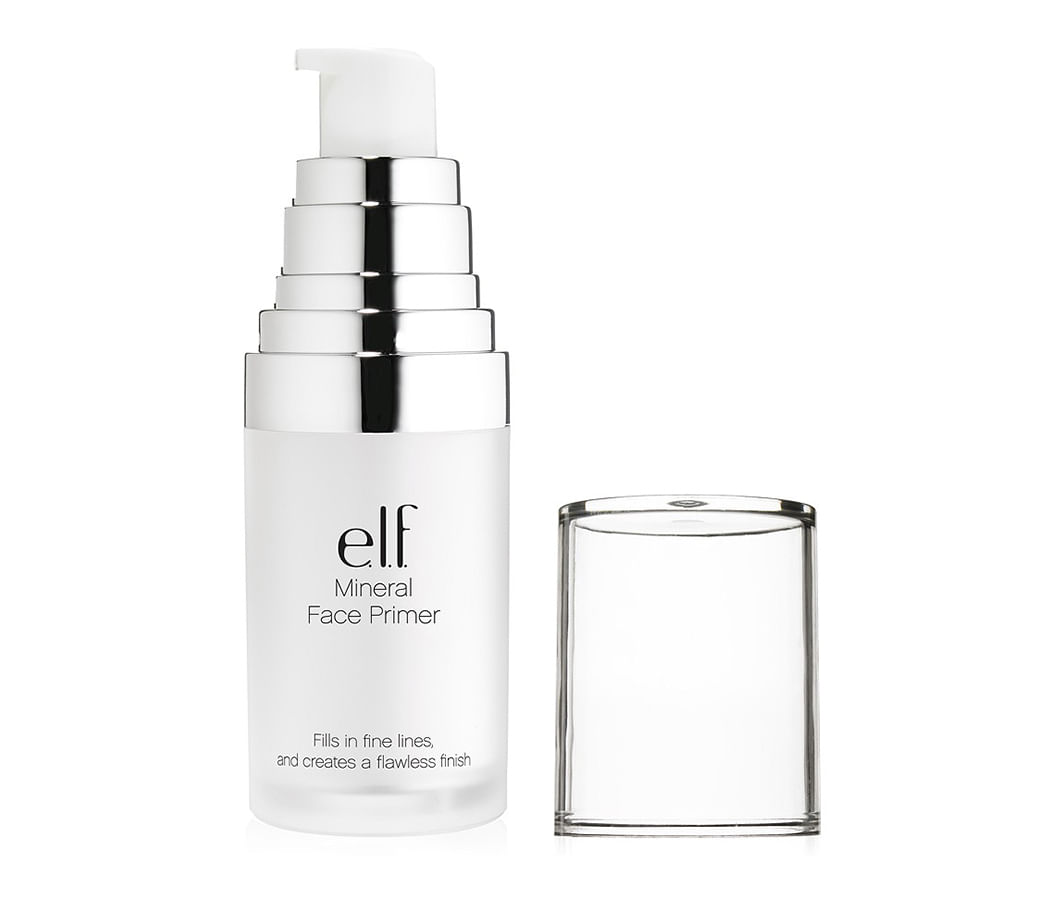 Face Primer Mineral Infused Clear Mineral Infused Small