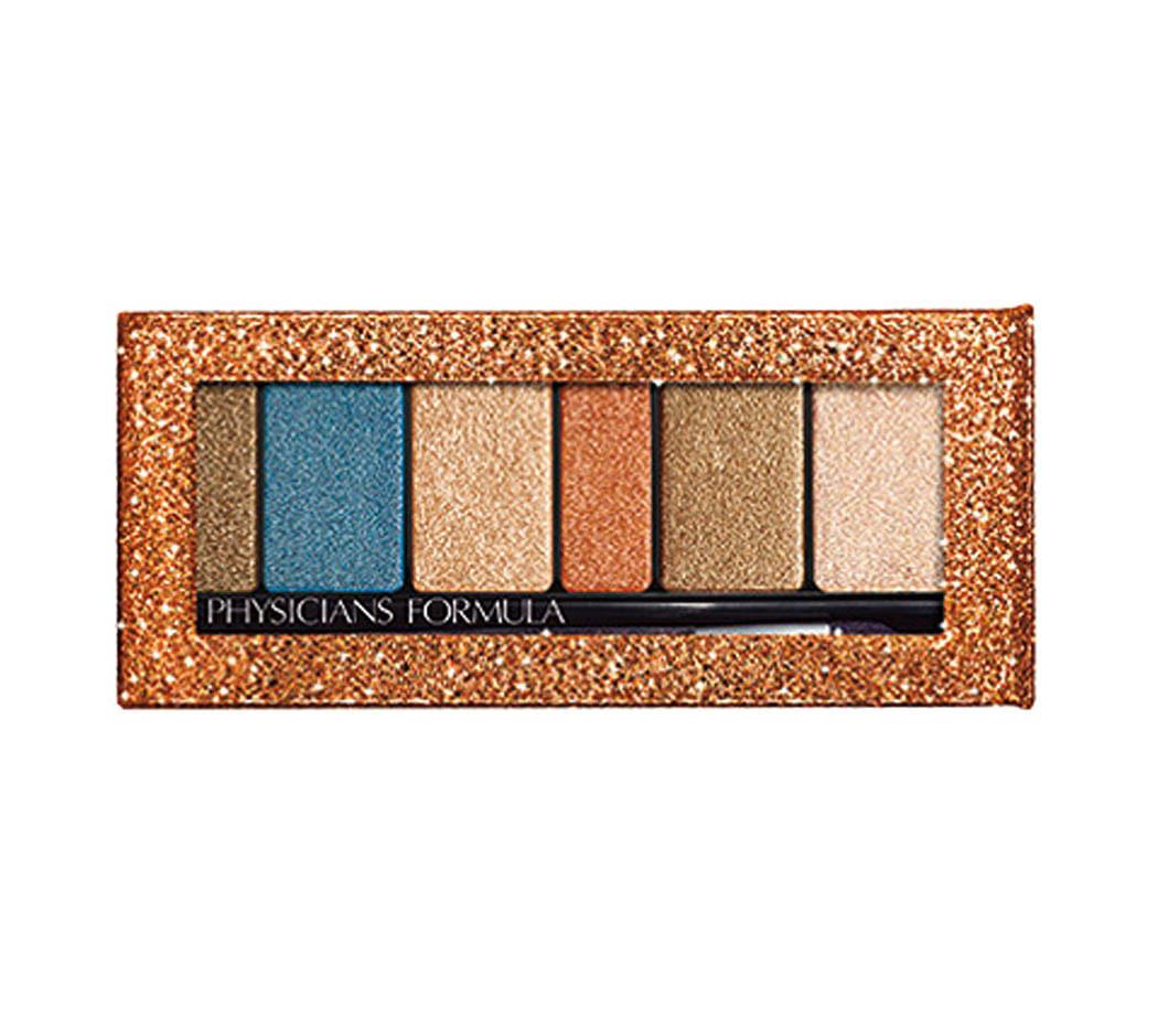 Paleta de Sombras Shimmer Copper Nude Shadow Liner