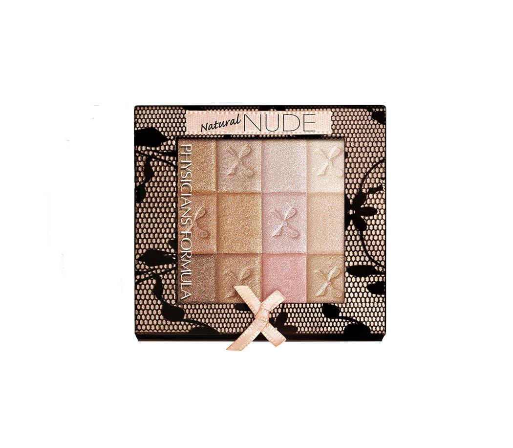 Paleta de Sombras Shimmer Strips all in 1 Custom Natural Nude for Face Eyes