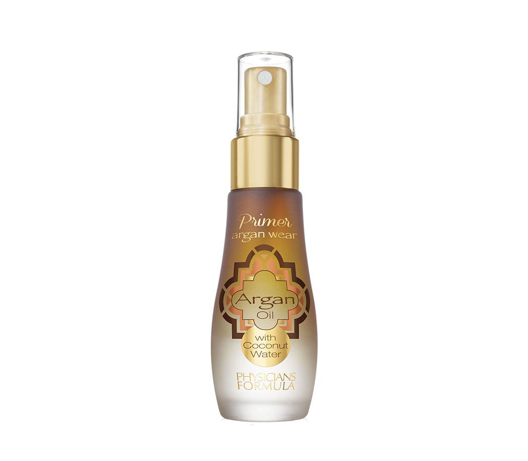Primer Argan oil Coconut Wear Water