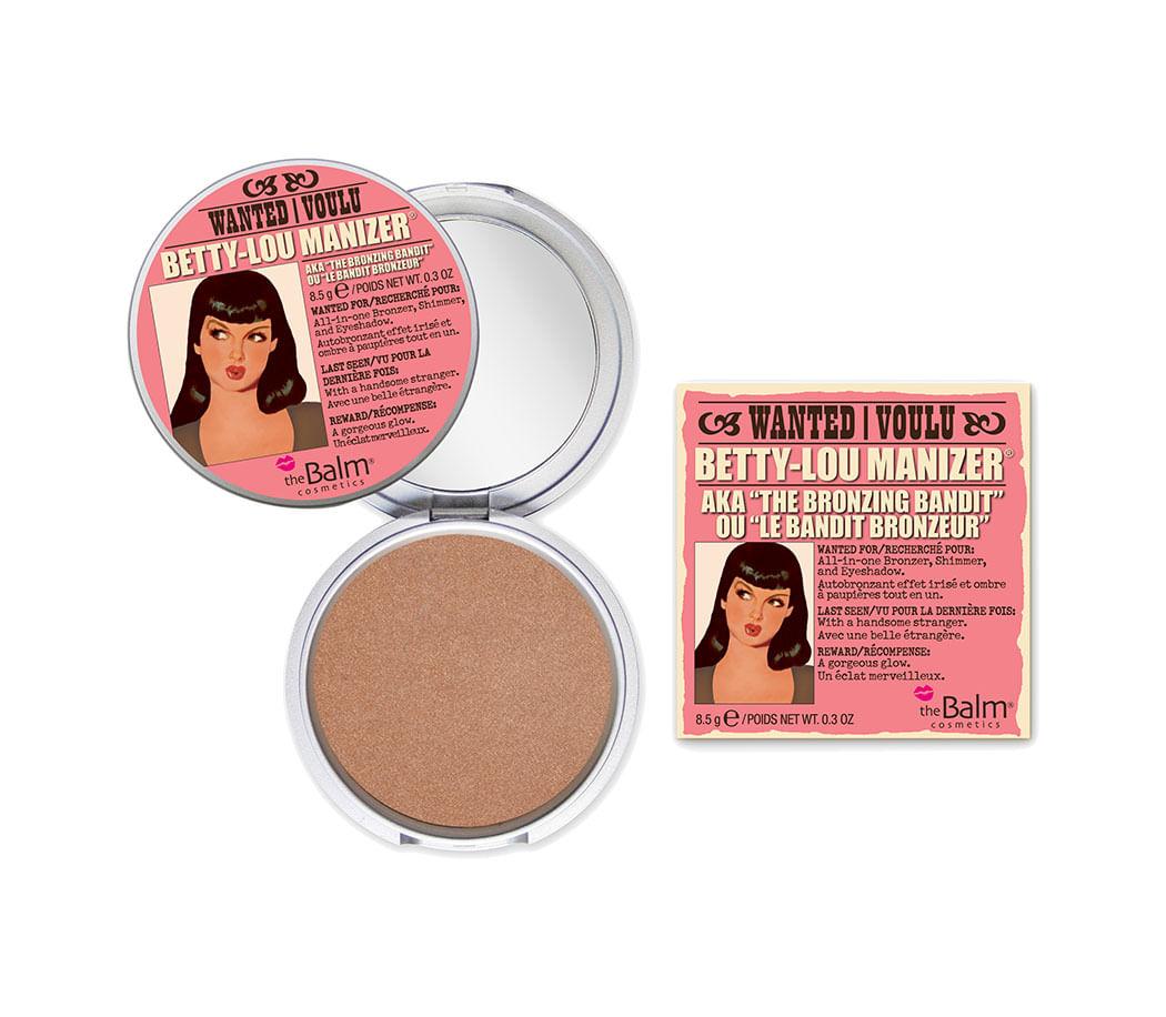 Bronzer Betty lou Manizer 8 5 g