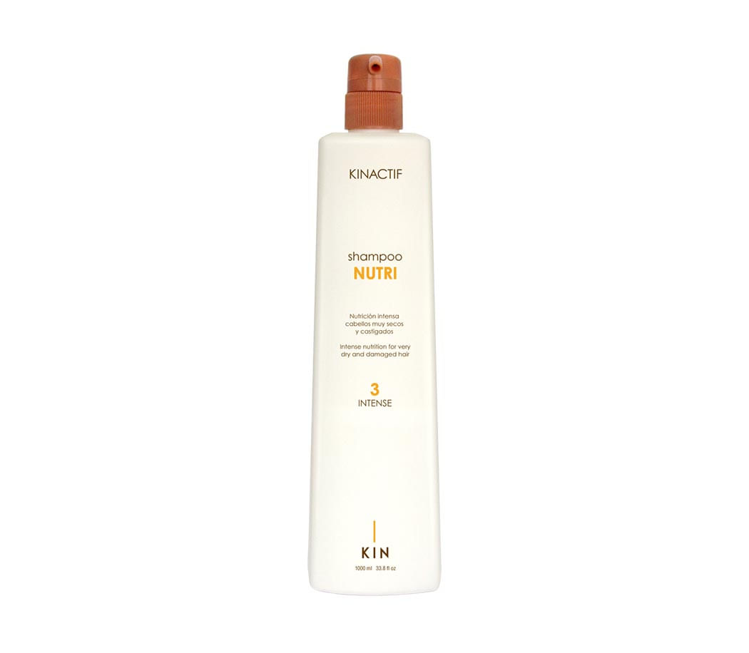 Shampoo Kinactif Nutri 3 Intense 1000 ml