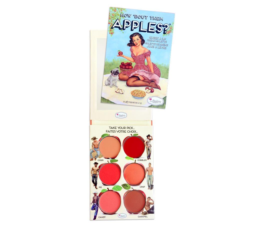 Paleta de Labios how Bout Them Apples 20 g
