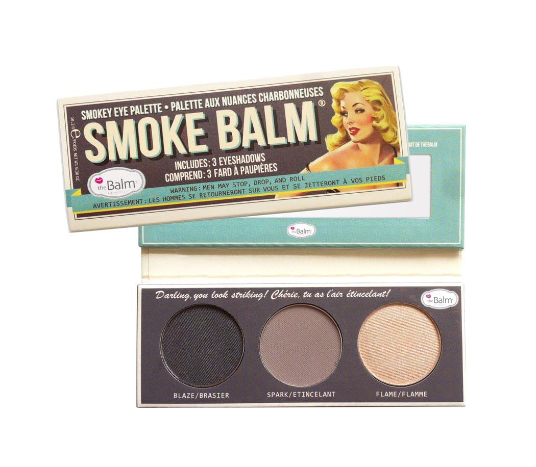 Paleta Sombras Smoke Balm vol 1 10 2 g