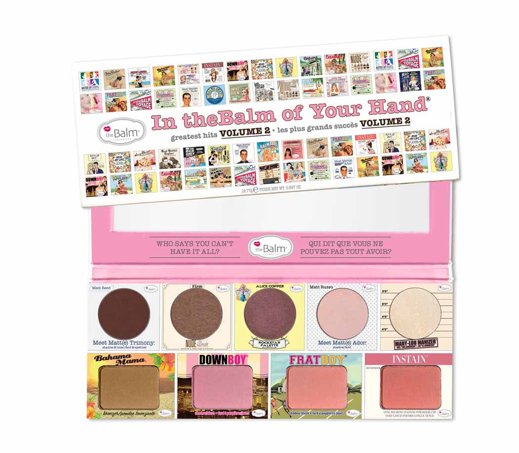 Paleta in Thebalm of Your Hand vol 2 19 77 g