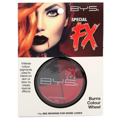 Burns Colour Wheel