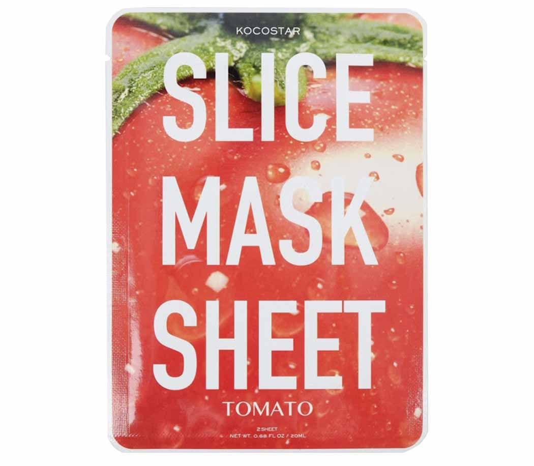 Mascarilla Kocostar Sheet Tomato