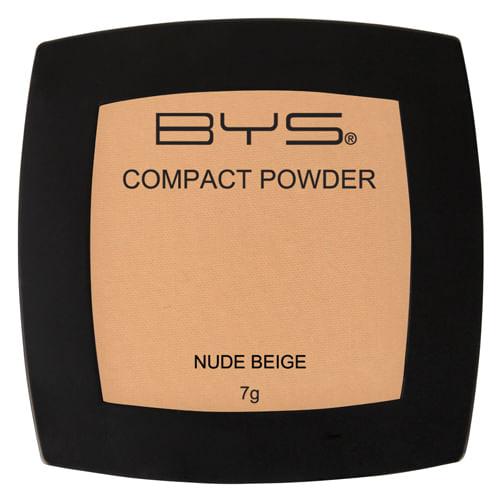 Compact Powder Nude Beige