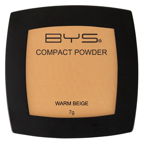Compact Powder Warm Beige