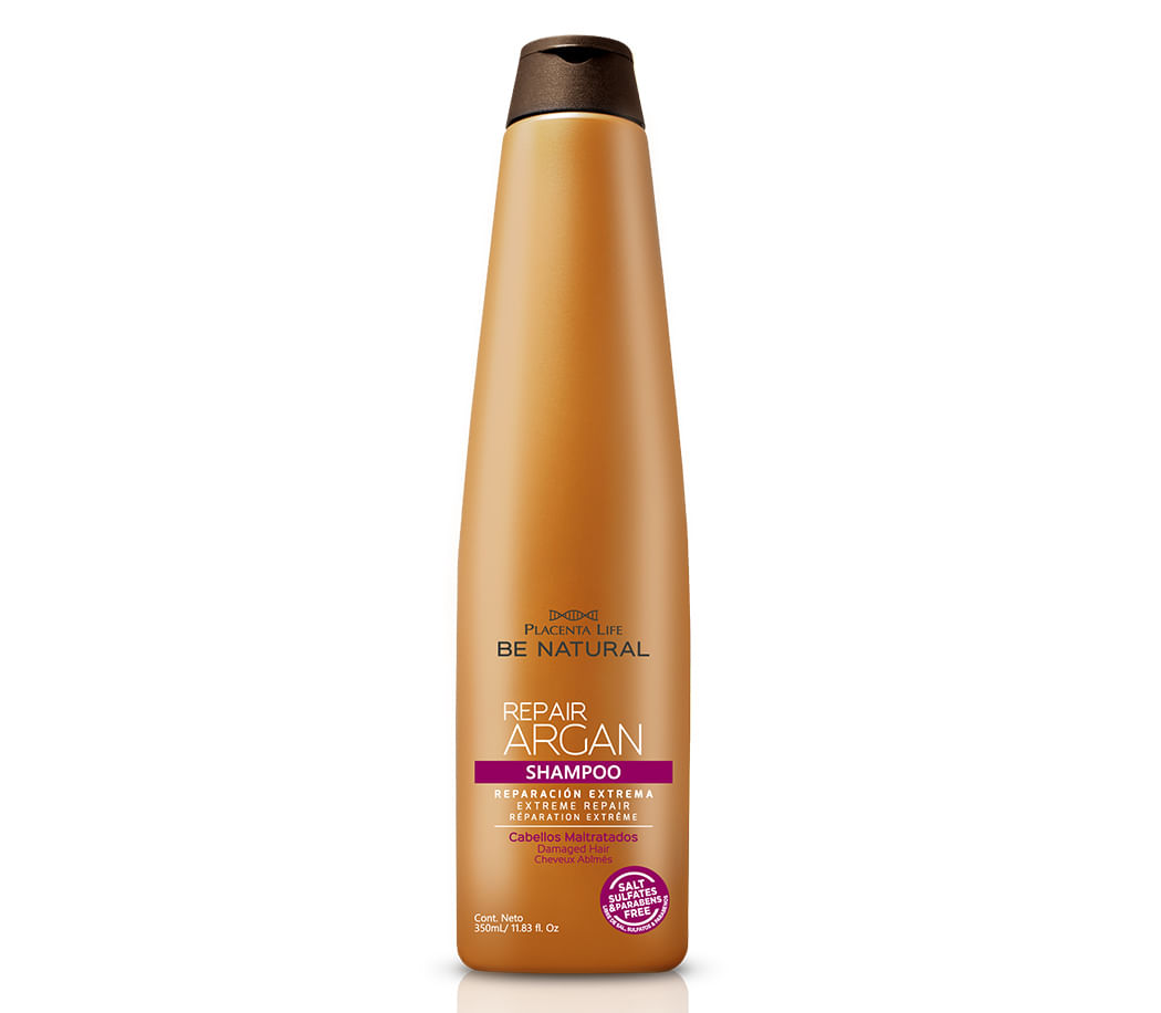 Shampoo be Natural Repair Argan 350ml