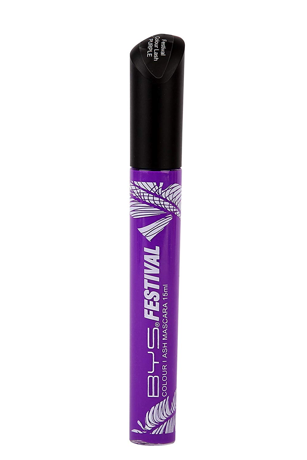 Pestañina Colour Lash Mascar Purple