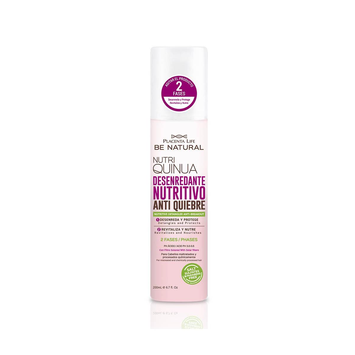 Spray be Natural Quinua Desenredante 200ml