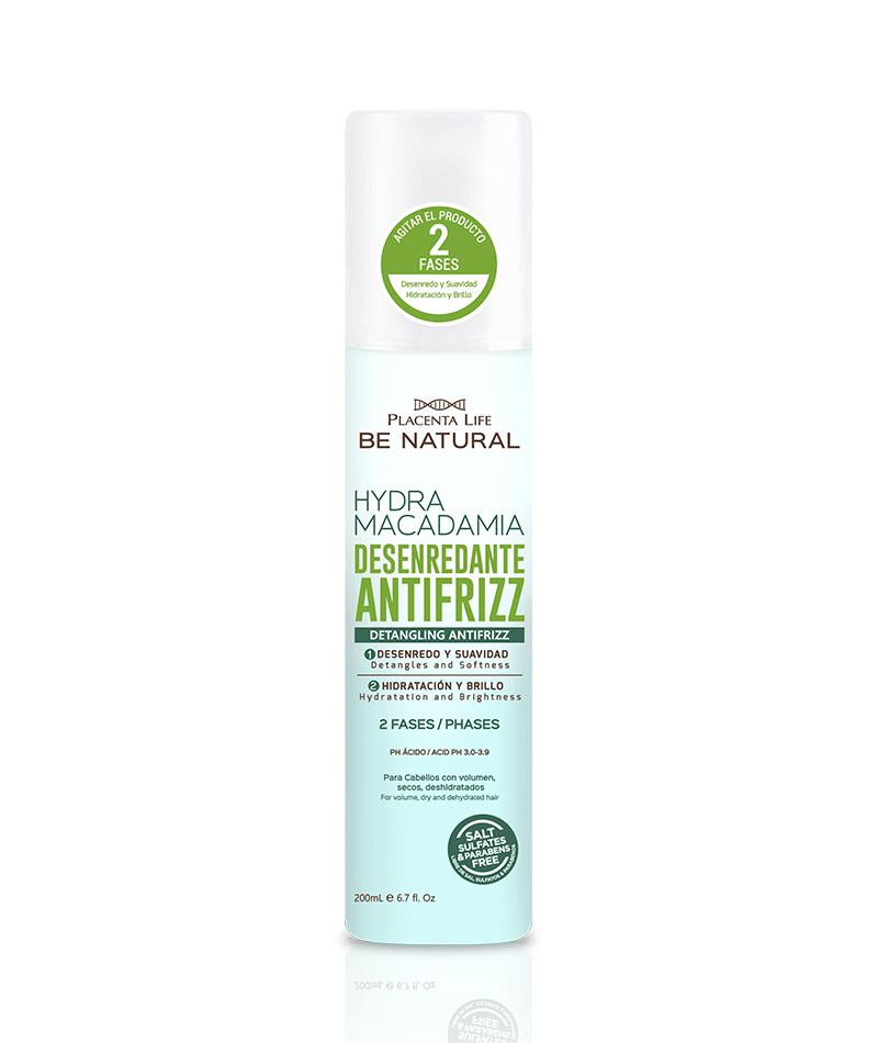 Spray be Natural Macad Desen Antif 200ml