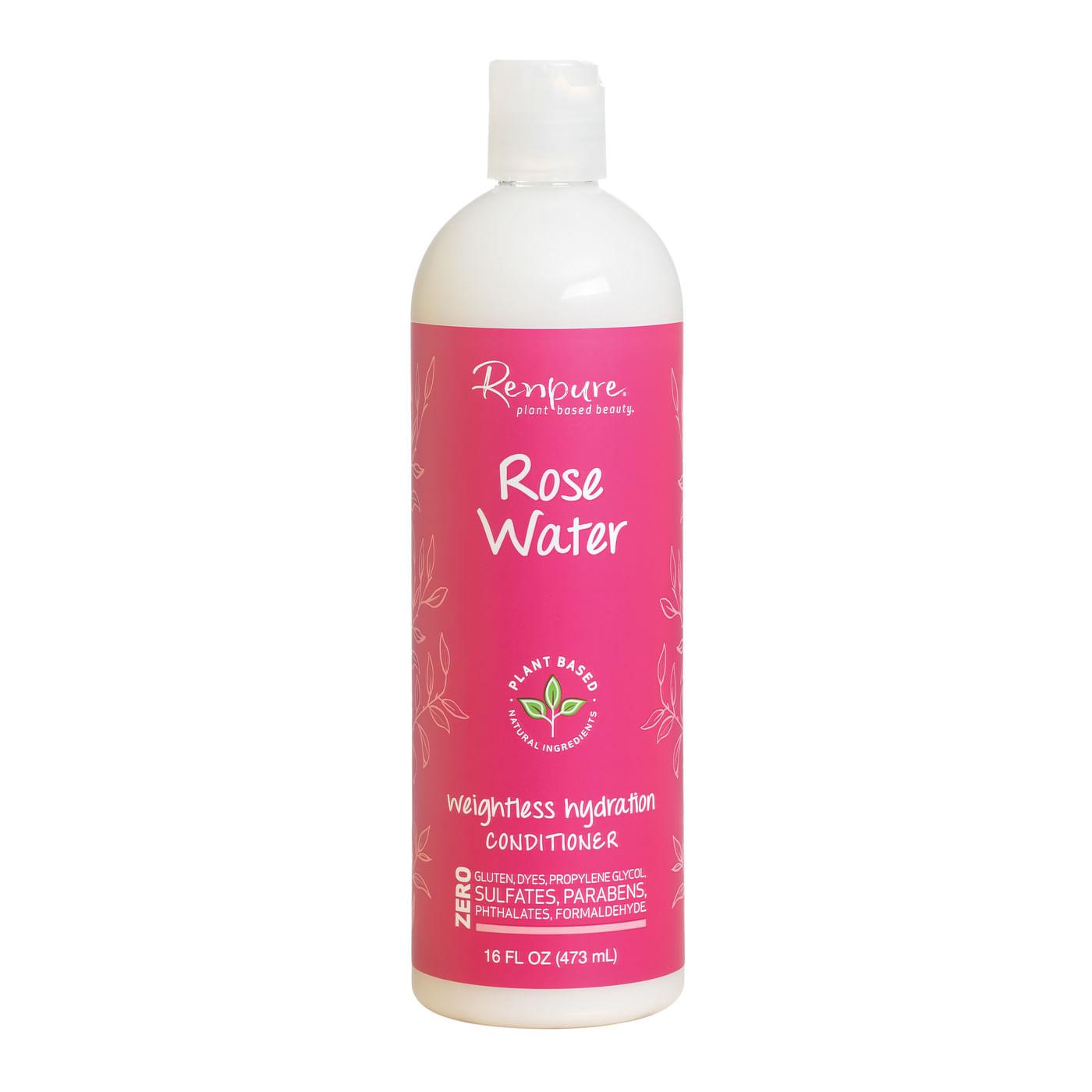 Acondicionador Renpure Rose Water 16oz