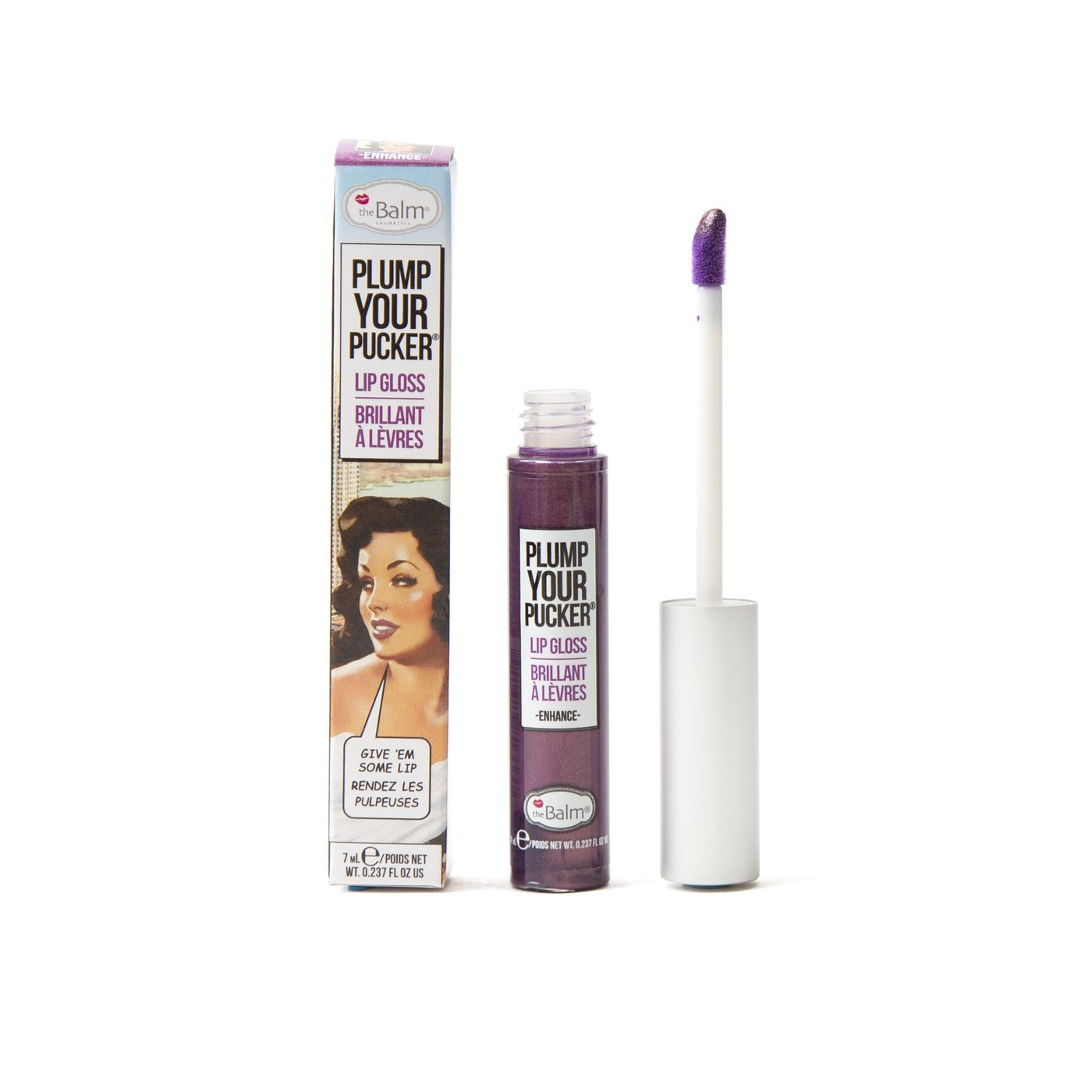Brillo Labial Plump Your Pucker 7 ml Enhance