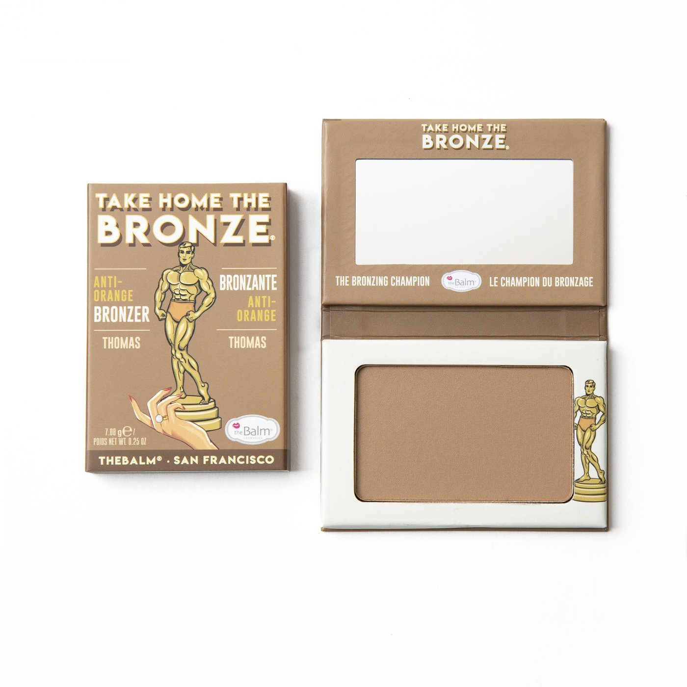 Bronzer Take Home the Bronzer 7 g Thomas