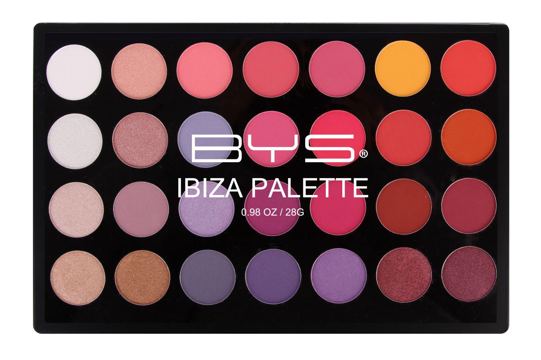 Paleta de Sombras 28 Tonos Ibiza