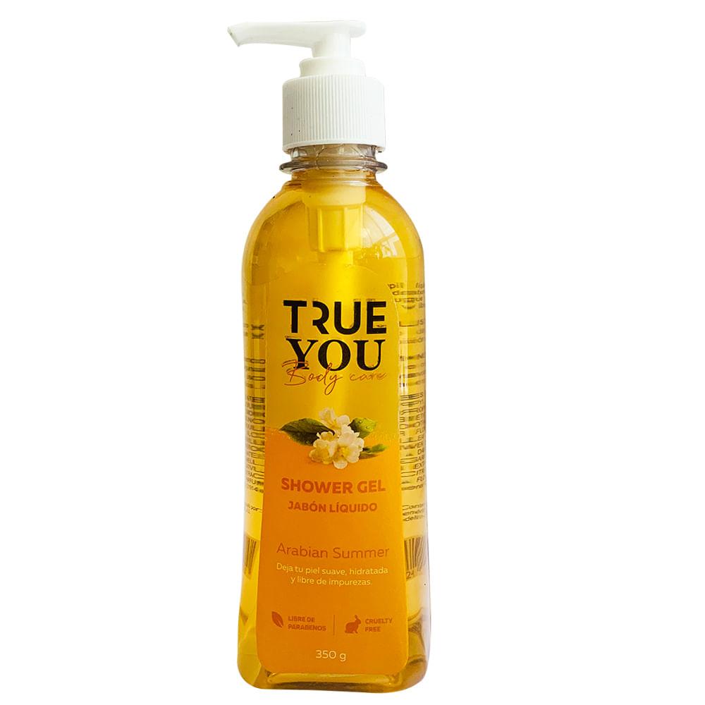 Shower gel True you Arabian Summer