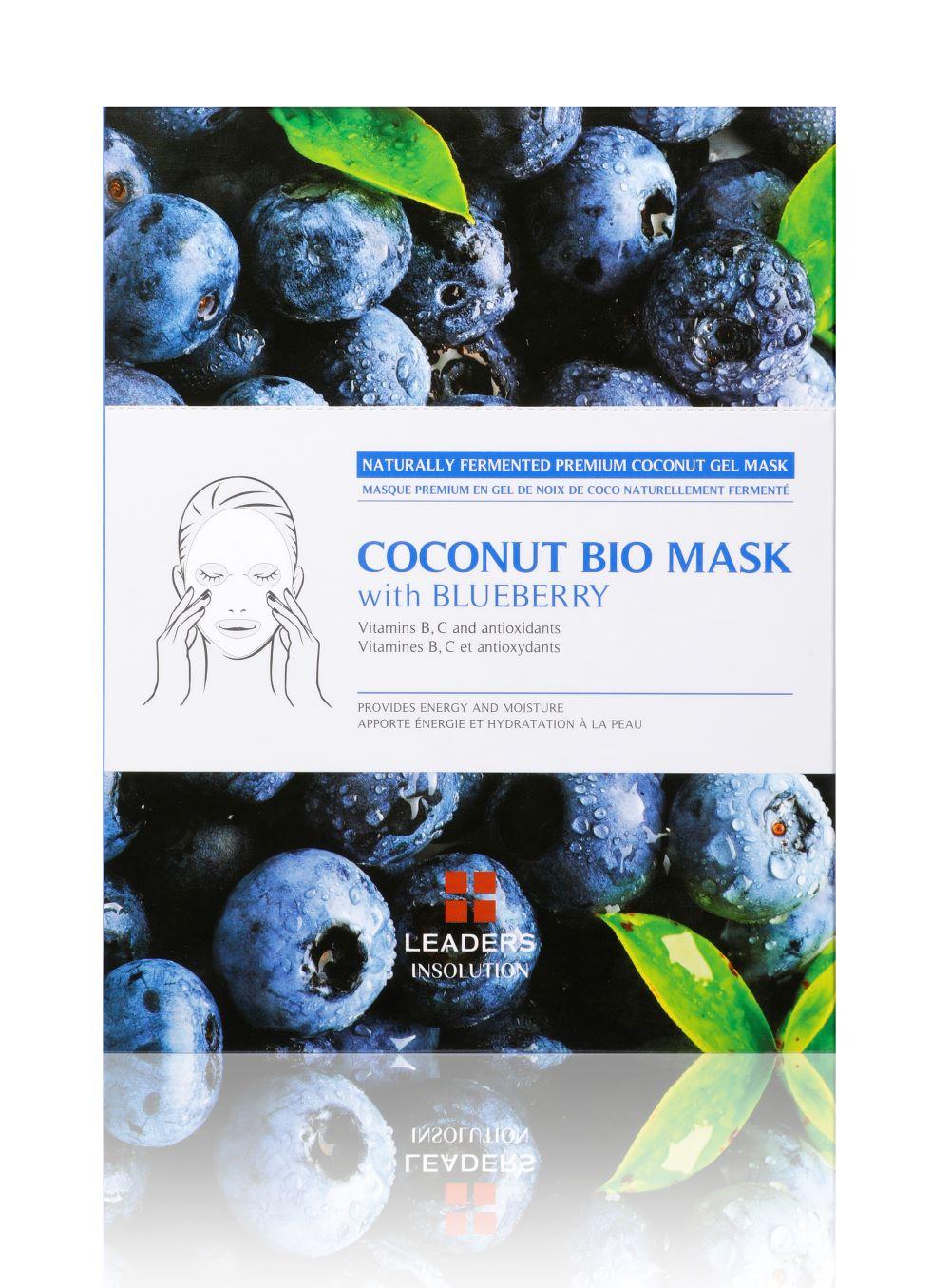 Mascarilla Coconut Blueberry