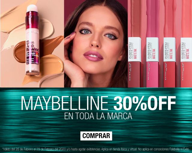 Maybelline Feb