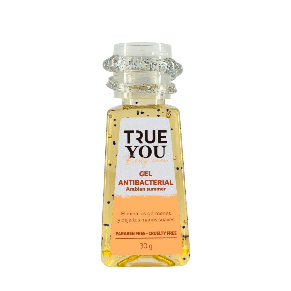 gel Antibacterial True you Arabian Summer 30 ml